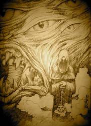 Keeper od dark places