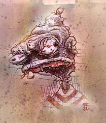 Pickled Monster Sketch