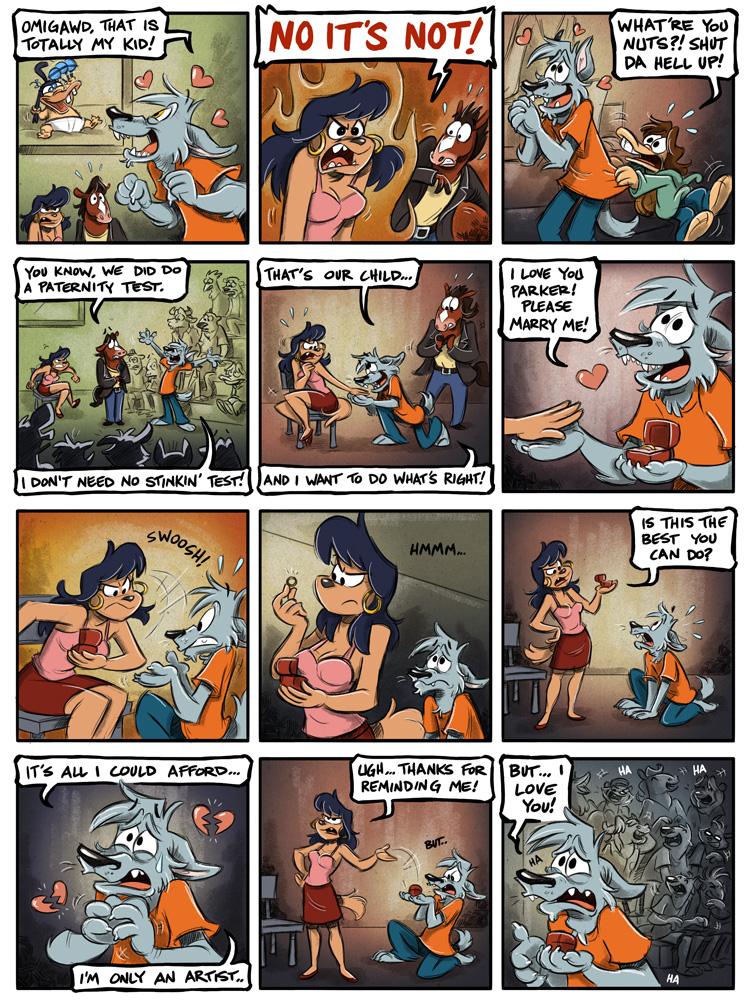 MoonDog - 'Surprise' Page 8