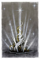 Merry Cthulhu-mas by sinyx