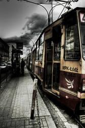 tram by Lojek
