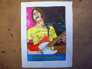 Eddie Hinton in Azerty Blues