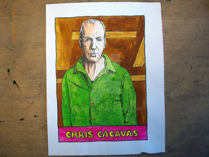 Chris Cacavas in Azerty Blues