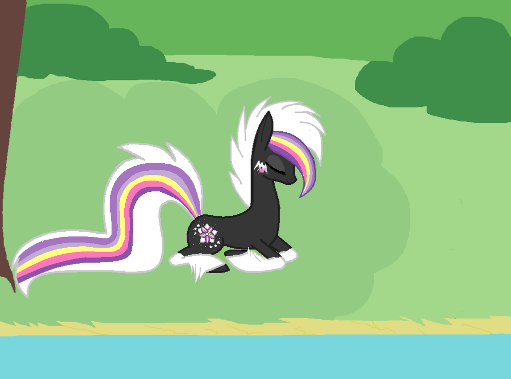 Aurora sleeping 2 by Ponyness1