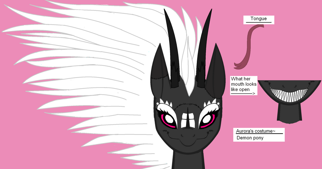 Auroras costume 2 by Ponyness1