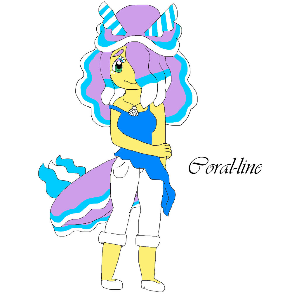 My Splatoon Character Name Coraline By Ponyness1 On Deviantart