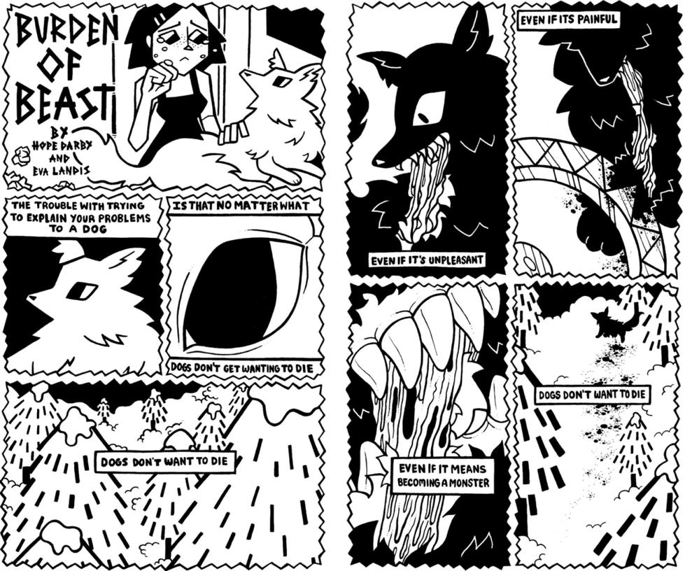 Burden of Beast by aychh