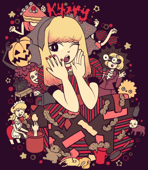 Dancin' Dancin' Halloween by aychh