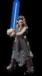 Rey Star Wars PNG