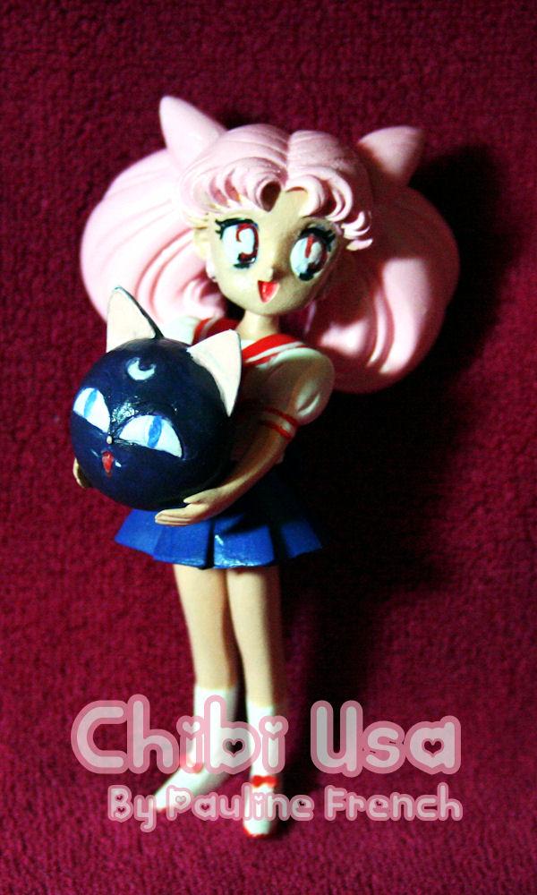 Chibi Moon Model