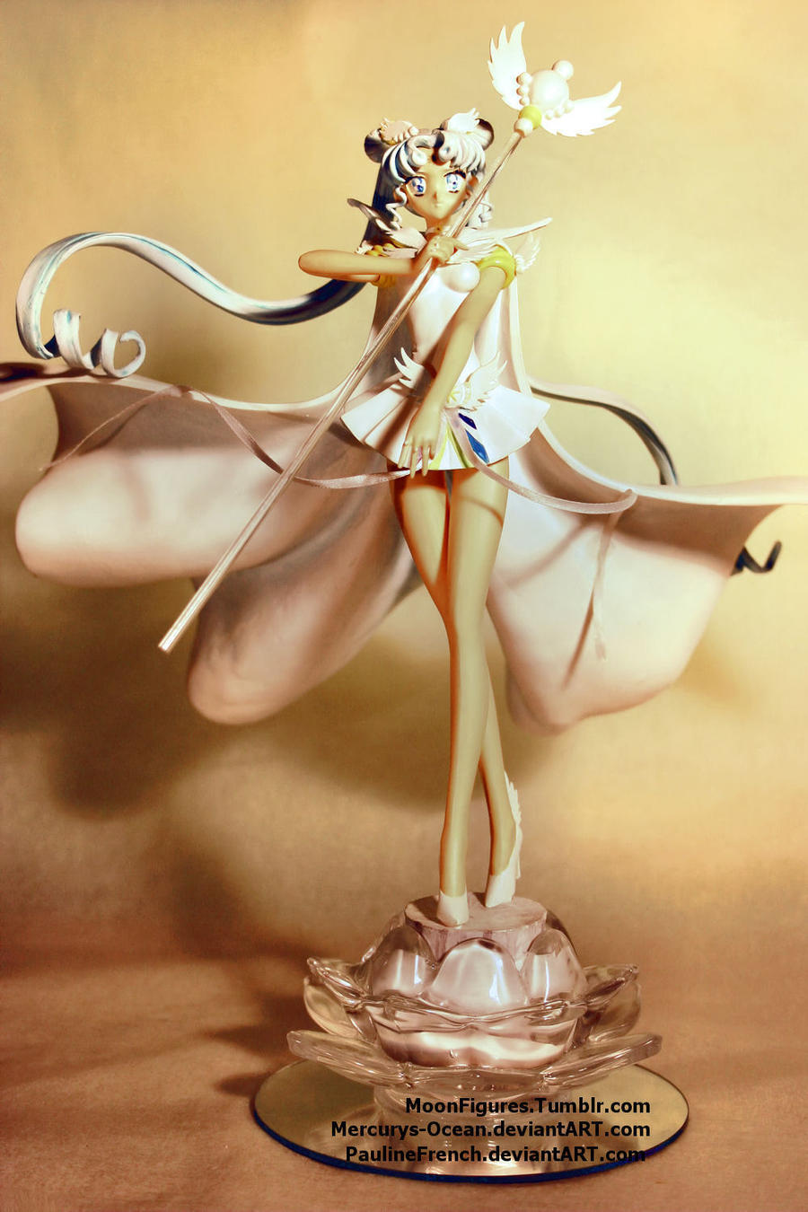 Sailor Cosmos Figure by PaulineFrench