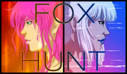 Fox Hunt Cover. by TangledSyntax