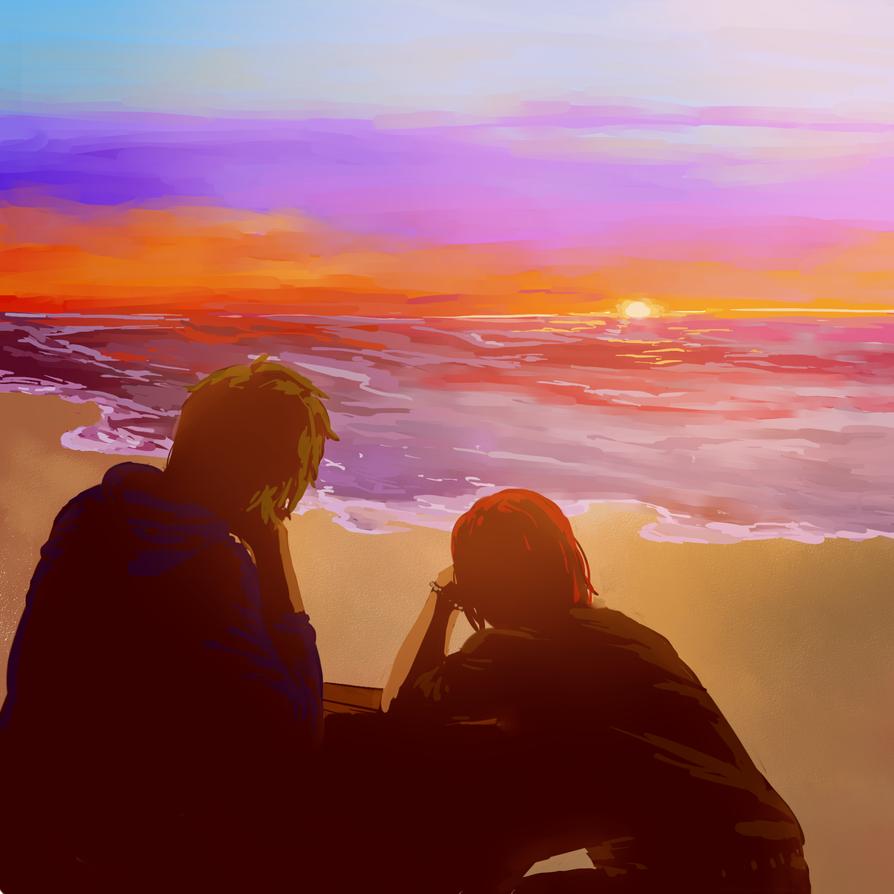 Sunset by medicsakura123