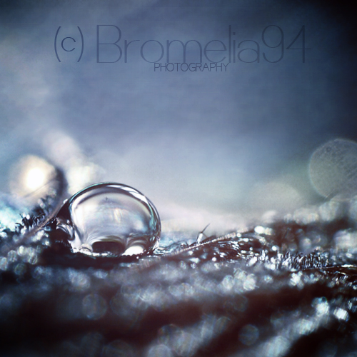 drop blue IV by Bromelia94