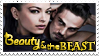 Beauty and The Beast Stamp by Bitumz