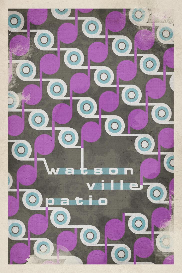 Watsonville Patio by universumatra