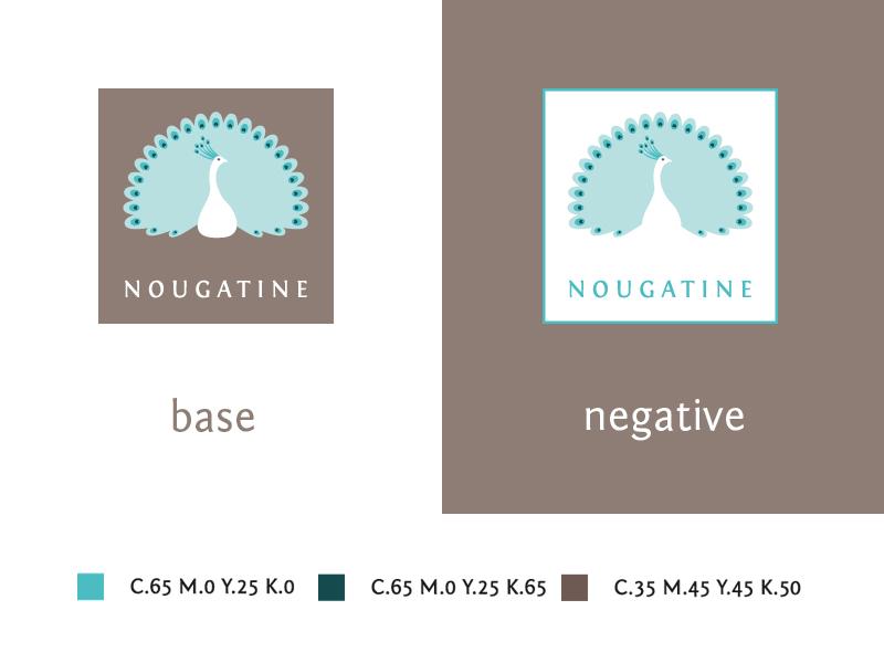 Nougatine Logo by universumatra