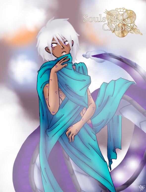 SoC: Dude Looks Like A Lady! by Owlette23