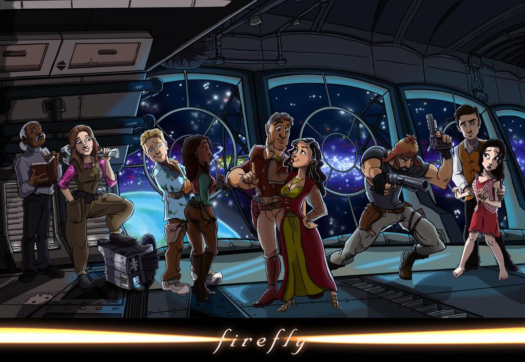Firefly by Lucas-Zebroski