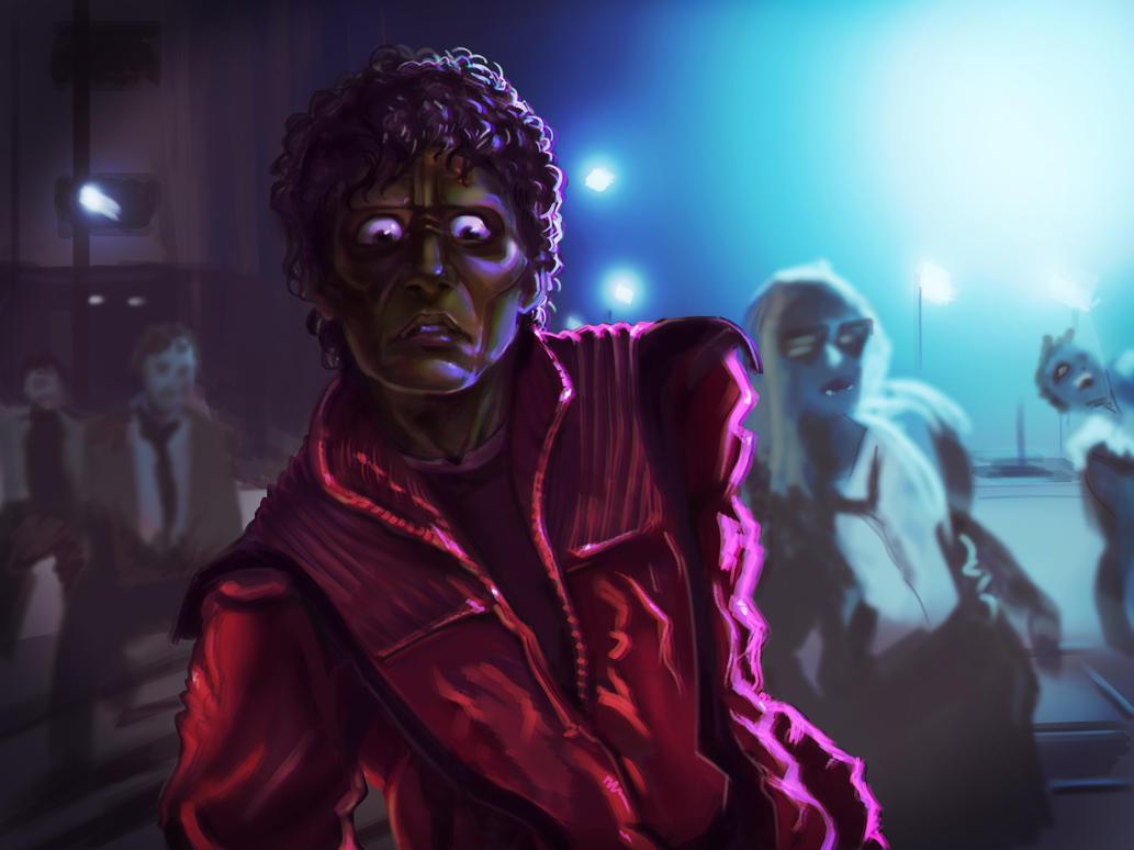 Thriller by LucasZebroski