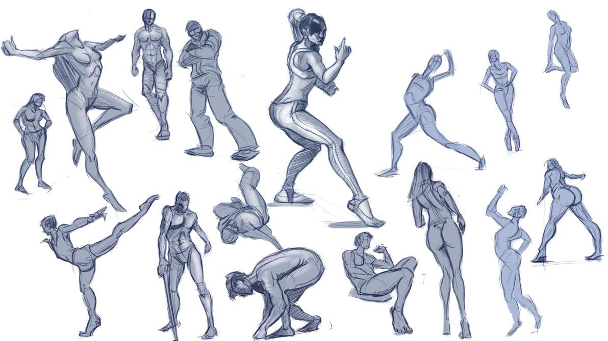Anatomy Study_2 by LucasZebroski