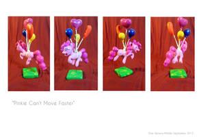 Pinkie Struggles by MiiruFae
