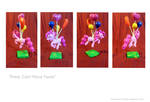 Pinkie Struggles