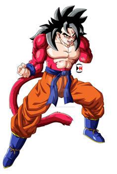 Future Gohan Super Saiyan 4