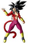 Kefla Super Saiyan 4