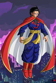 Commission 52 - Superman (backgrund)