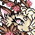 Pixel Icon [Commission] Mohinya by BlackFoxCenco