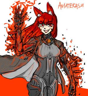Lancer RPG: Amaterasu-chan