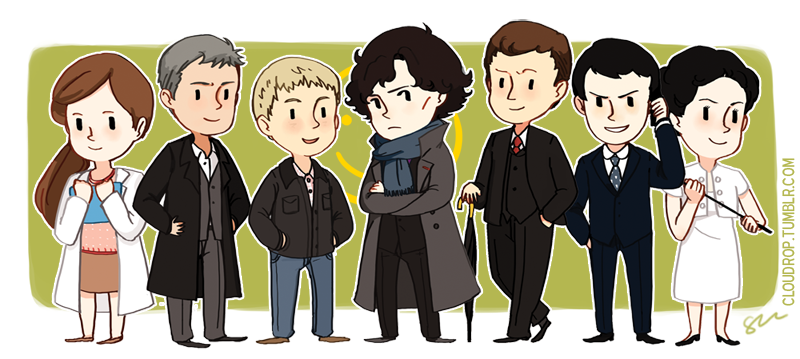 Sherlocked by Cloudrop