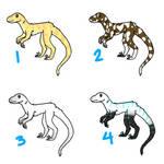 Micro Raptor adopts