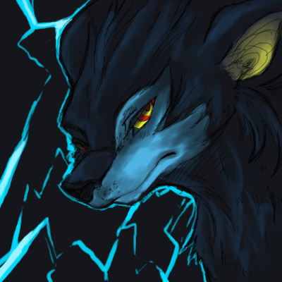 Luxray By Melonenbrot On DeviantArt