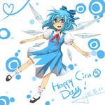 Happy Cirnoday