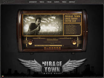 MIRAGE TOWN - MUSIC by hashemkalantar