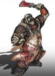 Gears Of War: Butcher