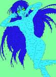 Gena - Slime Girl Oc