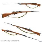 Mosin rifle model 1891/30 Bayonet