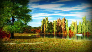 Lakeside by mainbearing