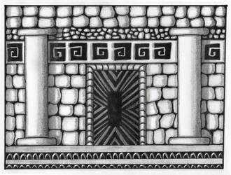 Tangle #5: Temple