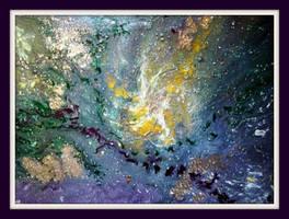 Cosmic Pour