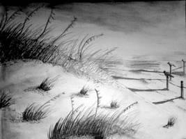 Beach Dune by chibiyin
