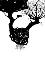 Twin Trees by chibiyin