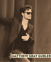 Matthew Gray Gubler= YES. by Zena-Xina