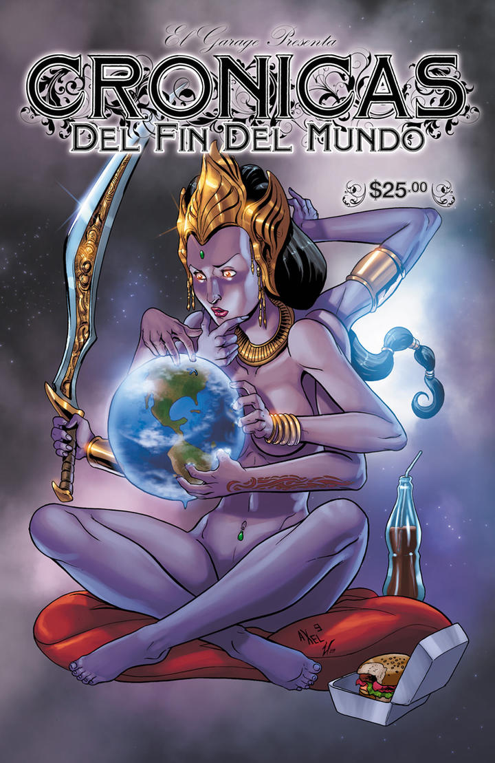 Cronicas del fin del mundo... by AxelMedellin