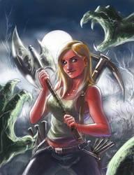 Buffy by AxelMedellin