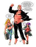 TLIID 89: Spider Jerusalem with Superman powers