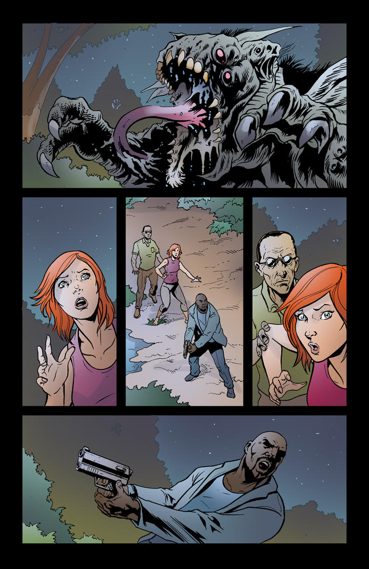 Hoax Hunters 3 by AxelMedellin